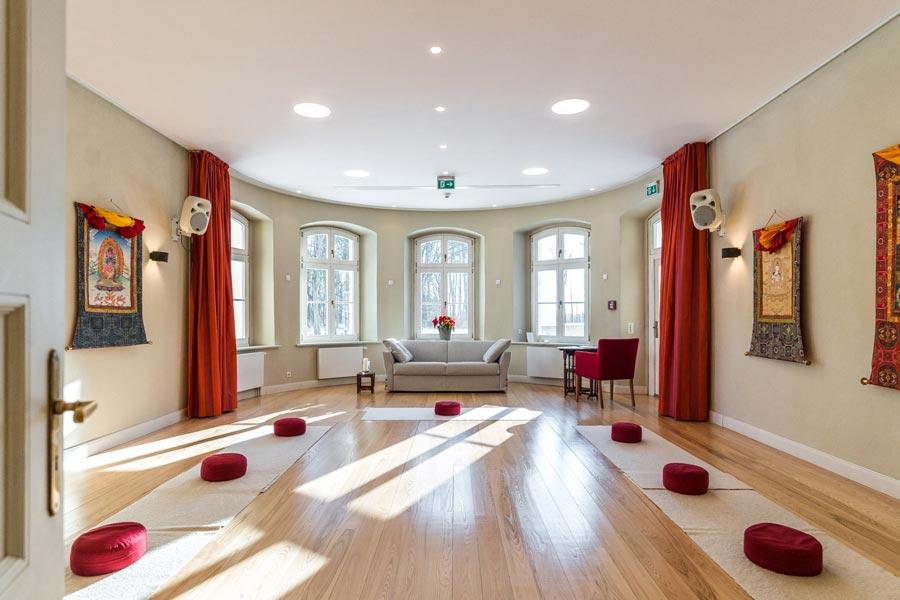 Salon des Klosters