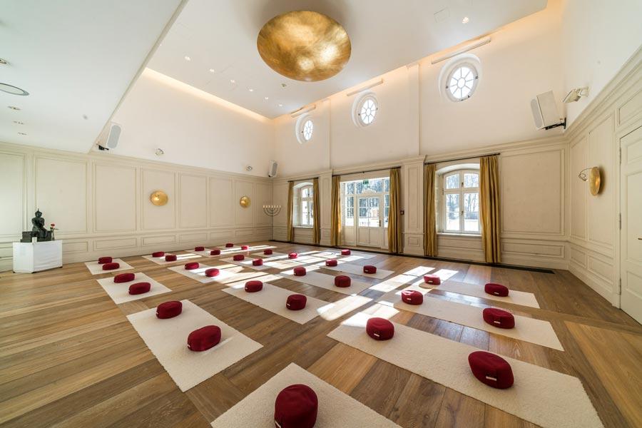 Großer Saal des Klosters
